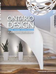 Ontario Design – Trade Sourcebook 2020