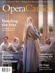 Opera Canada – Winter 2019