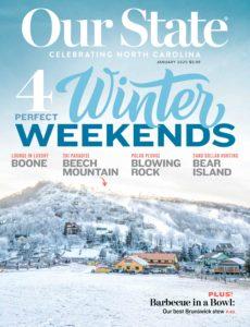 Our State Celebrating North Carolina – January 2020