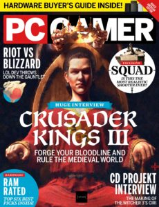 PC Gamer USA – Christmas 2019