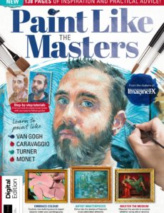 Paint Like the Masters – 1st Edition, 2019