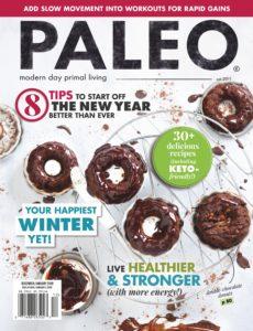 Paleo Magazine – December-January 2019