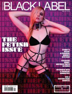Penthouse Black Label Australia – April 2017