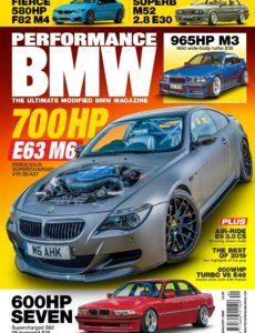 Performance BMW – January 2020