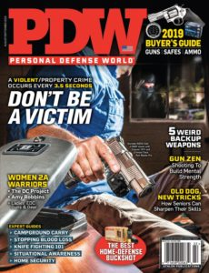 Personal Defense World – Issue 222 – August-September 2019