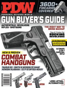 Personal Defense World – Issue 224 – Gun Buyer's Guide – December 2019 – January 2020