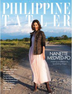 Philippine Tatler – December 2019