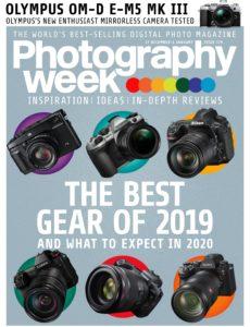 Photography Week – 27 December 2019