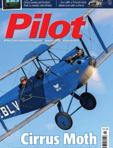 Pilot – January 2020