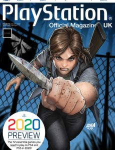 PlayStation Official Magazine UK – January 2020