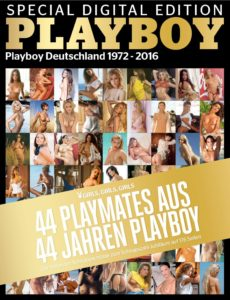 Playboy Germany Special Edition – 44 Jahre Playboy 2016