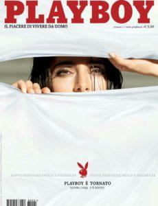 Playboy Italia – Dicembre 2008