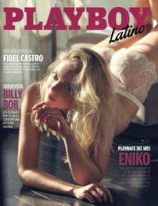 Playboy Latino – February-March 2017