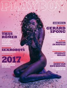 Playboy Nederland – Januari 2017
