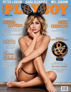 Playboy Slovenia – April 2017