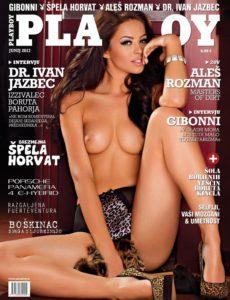 Playboy Slovenija – Junij 2017