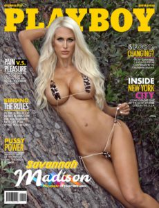 Playboy South Africa – December 2019