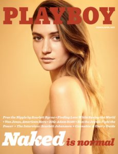 Playboy USA – March-April 2017