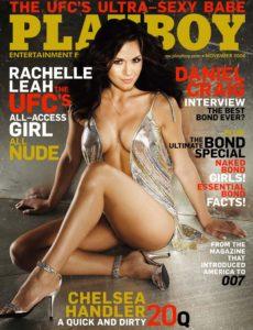 Playboy USA- November 2008