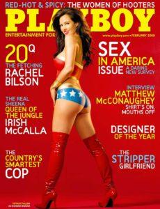 Playboy USA – February 2008