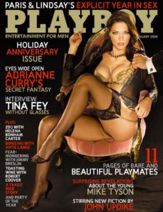 Playboy USA – January 2008