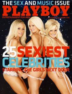 Playboy USA – March 2008
