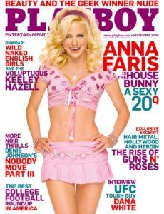 Playboy USA – September 2008