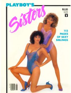 Playboy's Sisters – September-October 1986