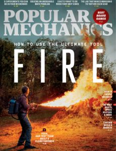 Popular Mechanics USA – December 2019