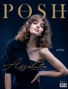 Posh Magazine – Ottobre-Novembre 2019