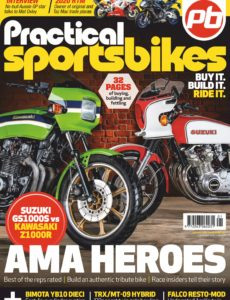 Practical Sportsbikes – January 2020