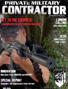 Private Military Contractor International – December 2019
