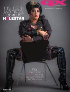 QX Magazine – 18 December 2019