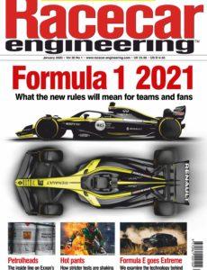 Racecar Engineering – January 2020