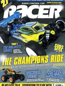 Radio Control Car Racer – January 2020