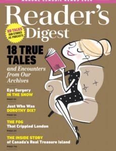 Reader's Digest Australia & New Zealand – January 2020