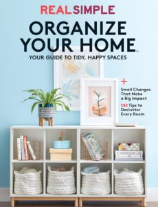 Real Simple Organize Your Home (2019)