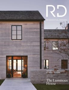 Residential Design – Vol 6, 2019