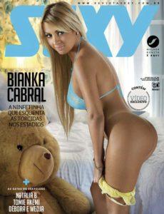 Revista Sexy Brazil – January 2017