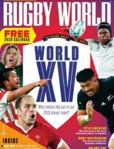 Rugby World – January 2020