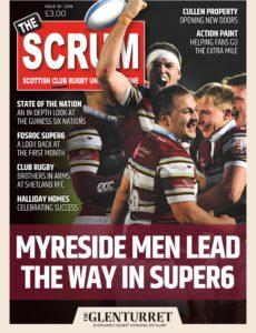 SCRUM Magazine – January 2020