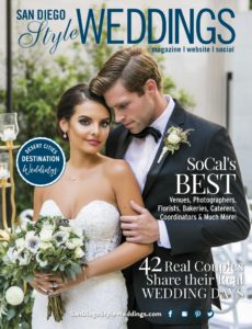San Diego Style Weddings – December 2019-January 2020