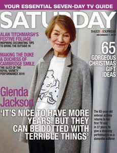 Saturday Magazine – December 07, 2019