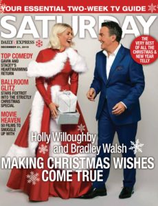 Saturday Magazine – December 21, 2019