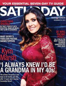 Saturday Magazine – November 30, 2019