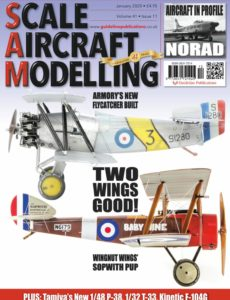 Scale Aircraft Modelling – January 2020