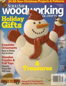 ScrollSaw Woodworking & Crafts – Winter 2019