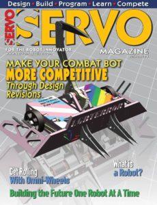 Servo Magazine – Issue 4 2019