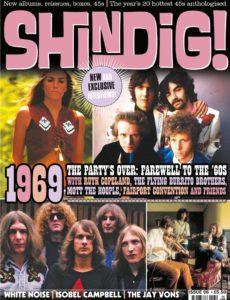 Shindig! – Issue 98 – December 2019