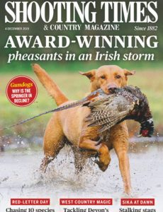 Shooting Times & Country – 04 December 2019
